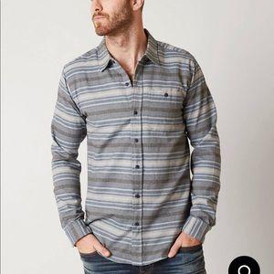Ezekiel Horizontal Striped Long Sleeve Shirt